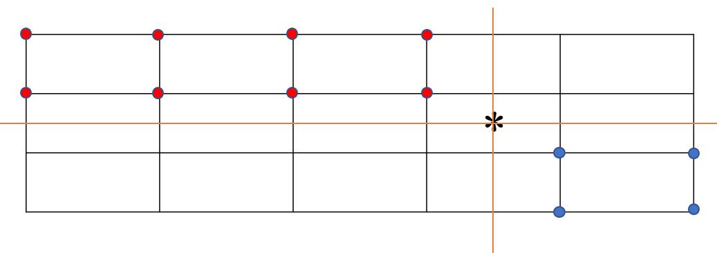 """计算法解决包含""""*""""的长方形个数"""